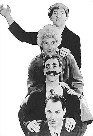 The_marx_brothers
