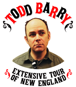 Toddbarrytour