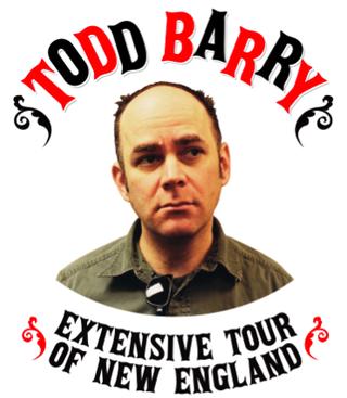 Toddbarrytour