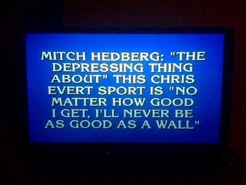 Hedbergjeopardy