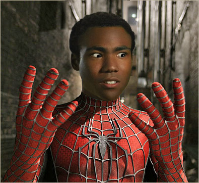 Donald4spiderman