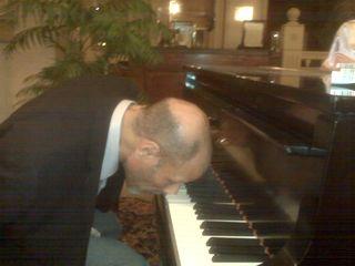 Schimmel nose piano