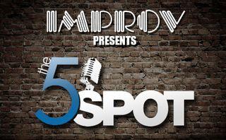 ImprovPresents5Spot-Logo