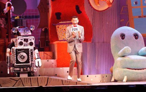 Pee-wee-Herman-Broadway